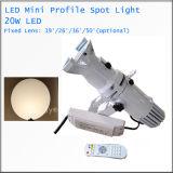 Profil-Licht des Stadiums-20W Mini-LED