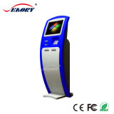 Self Service Payment Kiosk with Credit Card Reader