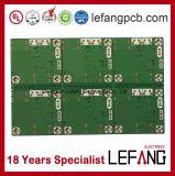 Fabricação de uma paragem do PWB da placa de circuito impresso do serviço