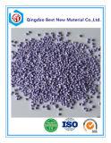 Masterbatch roxo usado para produtos plásticos da modelação por injeção