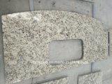 Em mármore/Granito/bancada de cozinha de pedra de quartzo de hospitalidade e de projectos Multi-Familay