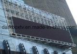 +80 degré matériau à haute température P10 de plein air HD plein écran LED de couleur