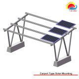Support au sol lesté par parkings de qualité pour le panneau solaire (MD0179)