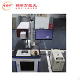 Hete Verkoop 532nm de UVTeller die van de Laser Machine om Serienummers merken Te merken