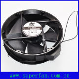 Lâminas de metal de ventilação AC ventilador axial
