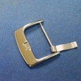 gespen van de Band van het Horloge van het Roestvrij staal van de Staaf van de Lente van 22mm de Vierkante