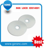 Comercio al por mayor de disco DVD grabable en blanco una vez DVD-R 16X 4,7 GB