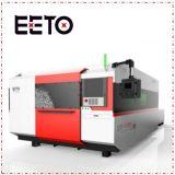 Tagliatrice del laser della fibra di alta precisione di Eeto per elaborare della lamina di metallo