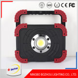 Proyector 10W LED recargable luz Camping