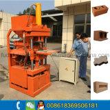 プラントを作る機械粘土の煉瓦を作るQt1-10粘土のLegoのブロック