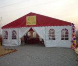Tienda al aire libre del banquete de boda del acontecimiento del pabellón