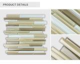Tuile de mosaïque conçue populaire de verre cristal de bande pour la décoration d'intérieur