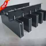 Große dekorative Ventilations-schalldichte Aluminiumleitblech-Materialien