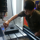 Perfuração avançada do CNC e torno de batida (MT52D-14T)