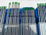 Wl10 WL15 WL20 Le lanthane électrode de tungstène pour soudage TIG