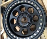 """4X4のための16 """" X10 """"ビードロックの鋼鉄車輪"""