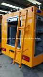 Cassetto dell'alluminio della strumentazione del fuoco di protezione di sicurezza delle parti dei veicoli