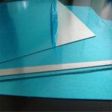 Una lámina de aluminio con aleación de la película protectora de 1100, 1060, 1050