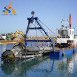 Qualitäts-Gott-ausbaggernder Maschinen-Sand-Bergbau-Bagger