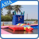 Wasser-aufblasbares Spiel, aufblasbarer Wasser-Klecks-Aqua-Klecks-Sprung, Wasser-Klecks-Sprung, aufblasbarer Wasser-Klecks