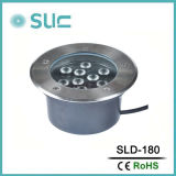 Водонепроницаемый светодиодный индикатор метро Sld-180