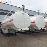 販売のための半45000L 50000Lの燃料のタンカーのトレーラー