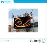 Écrans visuels de P3.91 DEL/Afficheur LED de location d'intérieur pour l'étape utilisée