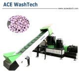 PP de plástico de alta capacidad de reciclaje de PE de la línea de peletización