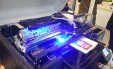 Stampante a base piatta UV della pelle del telefono mobile della stampatrice mini