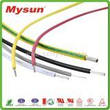 Провод PVC одиночной изоляции низкого напряжения тока сердечника электрический