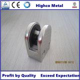 Balaustra di vetro del corrimano dell'acciaio inossidabile del morsetto (6-12.76mm)