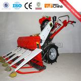 良質の茶葉の収穫者機械