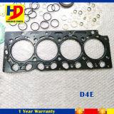 voor Vastgestelde Uitrusting van de Pakking van de Revisie van de Dieselmotor de Volledige D4e