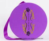 Rectángulo Tubo-Redondo de papel de la cartulina para el empaquetado de la flor/el rectángulo redondo de la flor de lujo