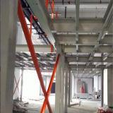 2つの層の鋼鉄プラットホーム
