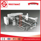 Máquina hidráulica de aluminio de la prensa de la paleta del CNC de la prensa de sacador de la torreta de la punzonadora Mt-200