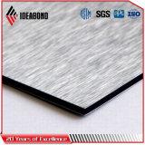 Aufgetragenes zusammengesetztes Aluminiumpanel für Außen- und Innenverbrauch