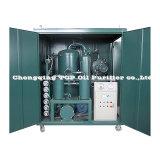 Acero inoxidable de alto vacío purificador de aceite del transformador (ZYD-50)