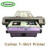 綿織物の直接印刷のためのデジタルTシャツプリンター