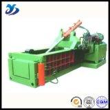 Côté-Pousser à l'extérieur la machine horizontale de presse hydraulique de voie/presse de rebut en métal/presse de mitraille