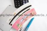 Ventilateur enduit personnalisé de cuvette de papier avec l'impression