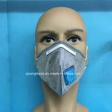 Replier Securiy masque charbon actif avec valve