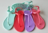 Ботинки PVC женщин Crytal