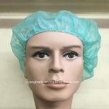 Casquillo Bouffant quirúrgico médico disponible con Ce