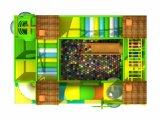 Профессиональная площадка для использования внутри помещений игровая площадка развития Naughty замок