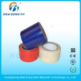 Films purs de PE de PVC de couleur pour les plaques en aluminium en acier colorées