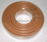 Cable coaxial de la UL ETL RG6 de la alta calidad 75ohm para CATV (TRI-SHIELD)