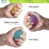 Игрушки шарика сжатия тренера прочности сброса усилия терапией руки TPR