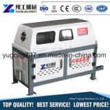 Barra d'acciaio di CNC di alta efficienza che raddrizza e tagliatrice