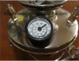Ilot  10L de roestvrije Spuitbus van de Compressie van de Hoge druk met de Maat van de Druk